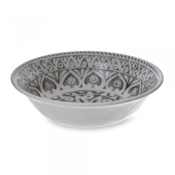 Mandy Gray Bowl 19 cm