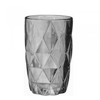 Diamond Cinza Copo Metalizado 330ml